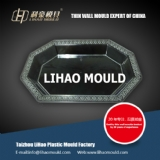 PS thin wall plate mould manufacturer