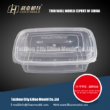 1250ml thin wall square container mould