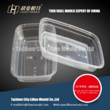 1750ml thin wall square container mould