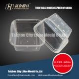 1000ml rectangular square container mould