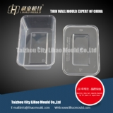 1000ml microwave square container mould