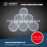 thin wall round container mould