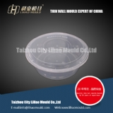 disposable thin wall round container mould