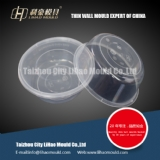450ml thin wall round container mould