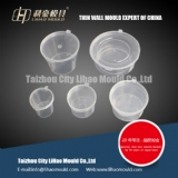 1 to 4OZ ketchup round container mould