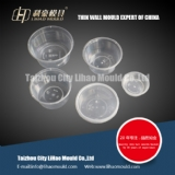 small thin wall round container mould