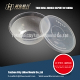 1000ml thin wall round container mould of bowl