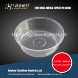 3000ml thin wall food round container mould
