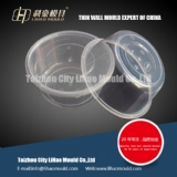 750ml thin wall bowl round container mould