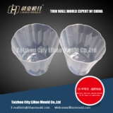 wide mouth thin wall cup mould