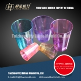PS high quality thin wall cup mould