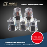 PS airline thin wall cup mould