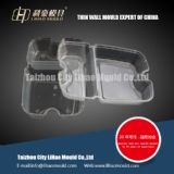 special shape of thin wall compartment lunch box mould