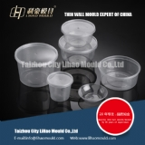 thin wall round container mould manufacturer