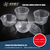 PP disposable round container mould expert china