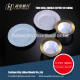 perfect molding thin wall plate mould